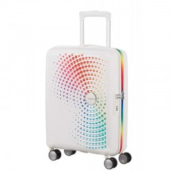 Mazais koferis American Tourister Soundbox M rainbow