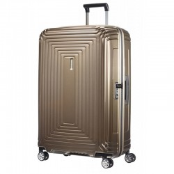 Liels koferis Samsonite Neopulse D sand metallic