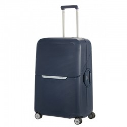 Liels koferis Samsonite Magnum D zils Dark Blue