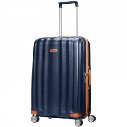 Liels koferis Samsonite Lite-Cube DLX D Midnight Blue