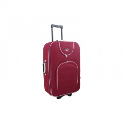 Liels koferis Suitcase 801-D red