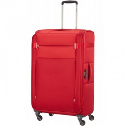 Liels koferis Samsonite CITYBEAT D red