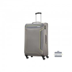 Liels koferis American Tourister Holiday Heat D pelēks