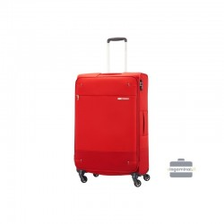 Liels koferis Samsonite Base Boost D sarkans